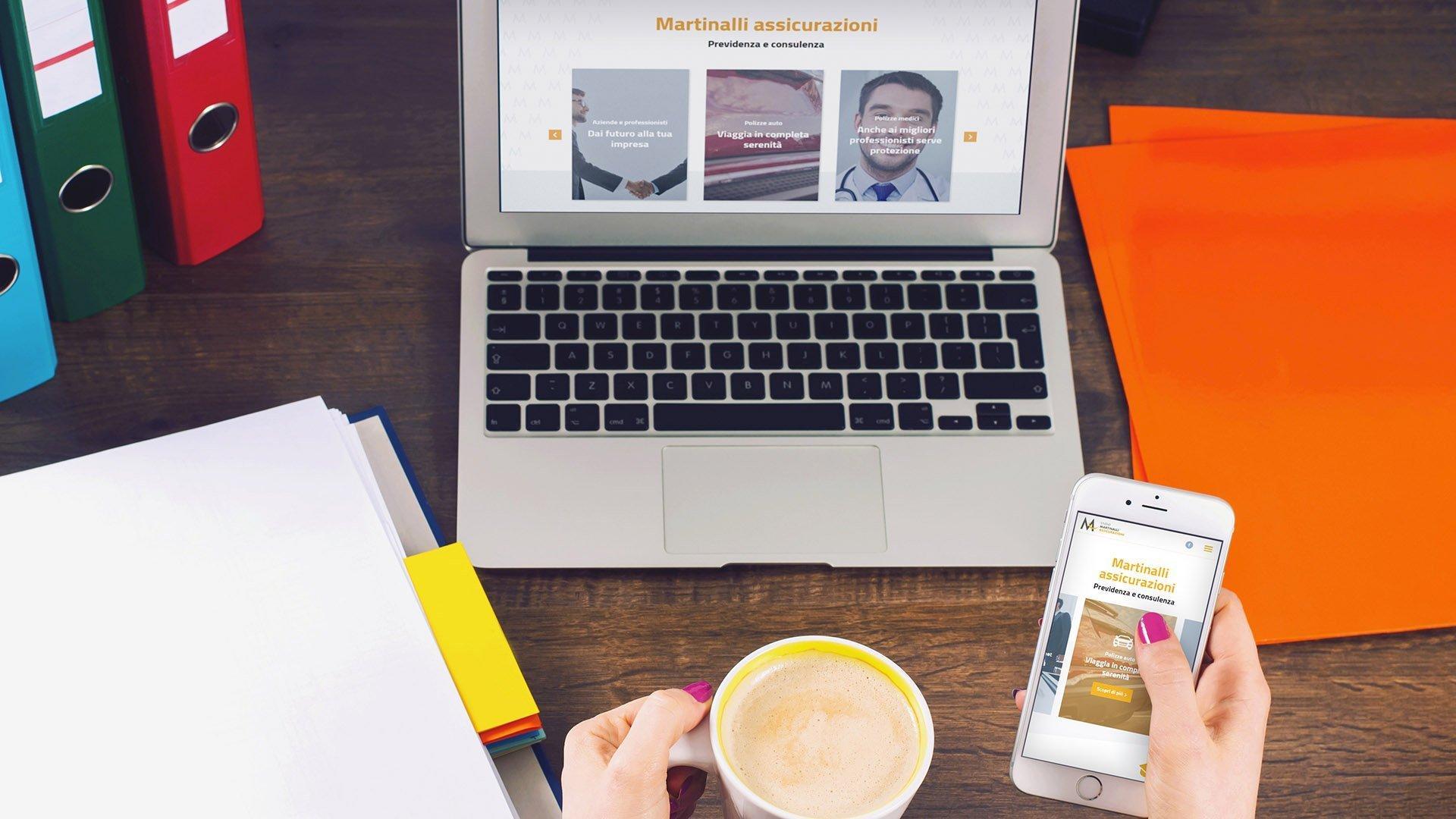 Webtek - Siti internet a Morbegno